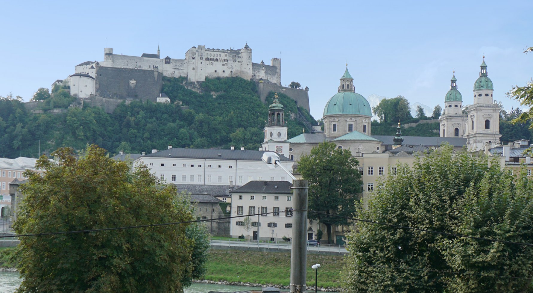 Property in 5020 Salzburg: PURE CITY LIFE! Large 2-room apartment in central city location! - picture 1