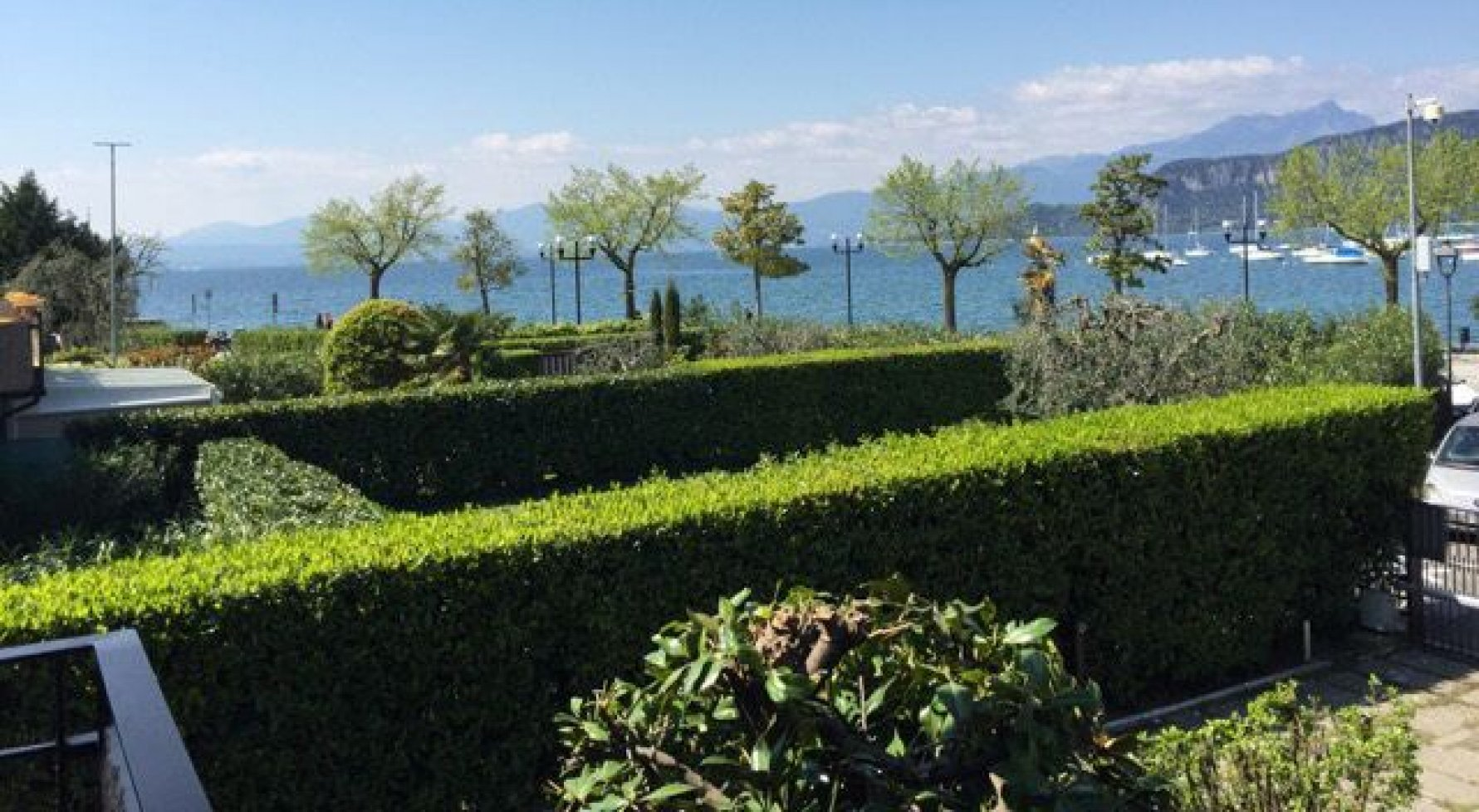 Property in 37011  Bardolino: BARDOLINO: Charming apartment with lake view - picture 1