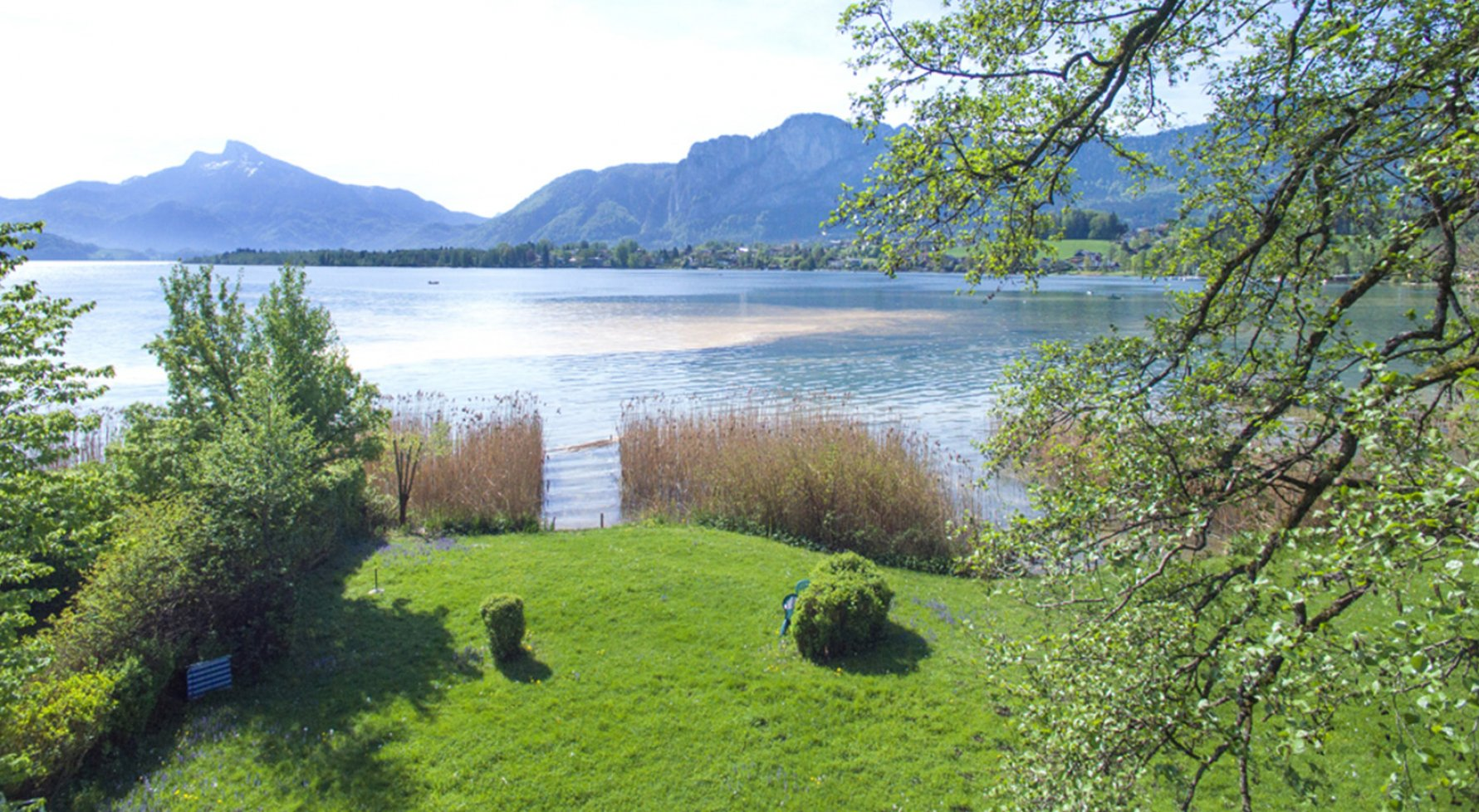 Property in 5310 Mondsee: Comfort with secondary residence designation and share of the bathing area!  - picture 1