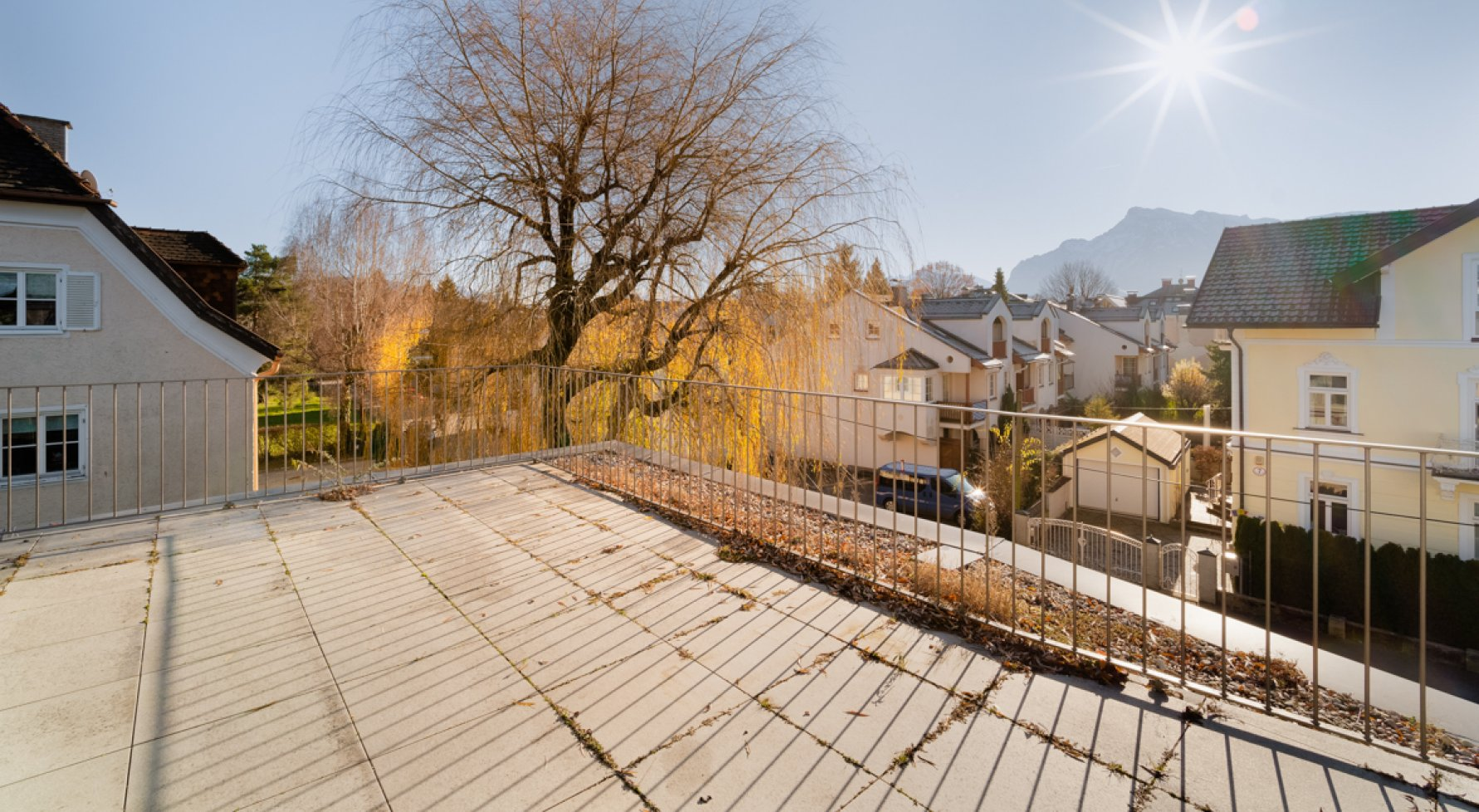 Property in 5020 Riedenburg/Maxglan - Salzburg: 127m² lifestyle with 80m² sun terrace in Maxglan - picture 1