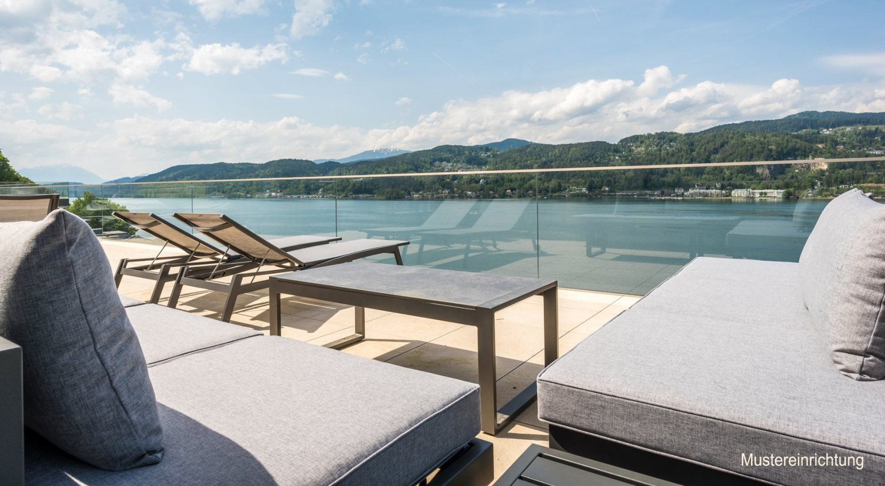 Property in 9082  Maria Wörth: WÖRTHERSEE: Exclusive apartment in luxury resort! - picture 1