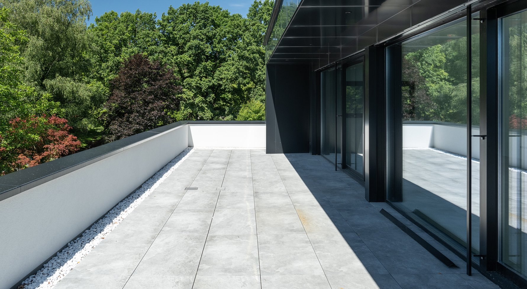 Property in 5020 Stadt Salzburg - Best location Morzg: Open living concept with views! Roof terrace apartment for first-time occupancy - picture 1