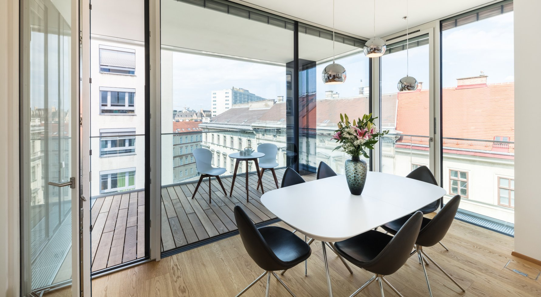 Property in 1030 Wien, 3. Bezirk: TOP LOCATION WITH TOP VIEW OF THE CITY IN THE DIPLOMATIC DISTRICT - picture 1