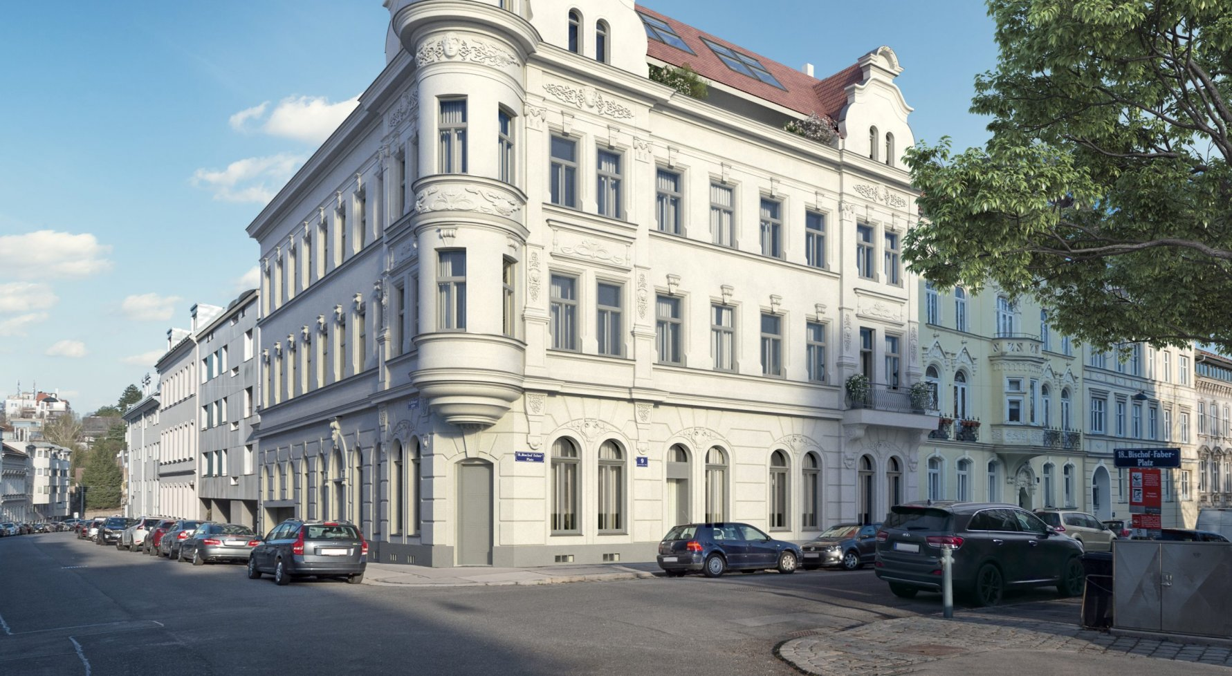 Property in 1180 Wien, 18. Bezirk: Fantastic old-building apartment with charm in the 18th district! - picture 1