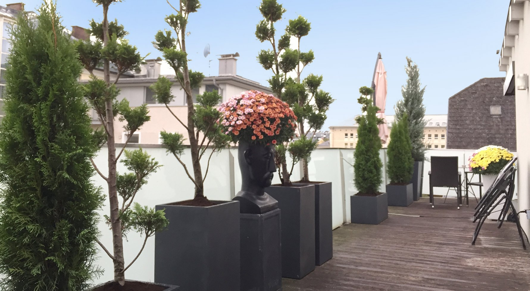 Property in 5020 Salzburg: DESIGNER PENTHOUSE APARTMENT in CENTRAL CITY LOCATION  - picture 1