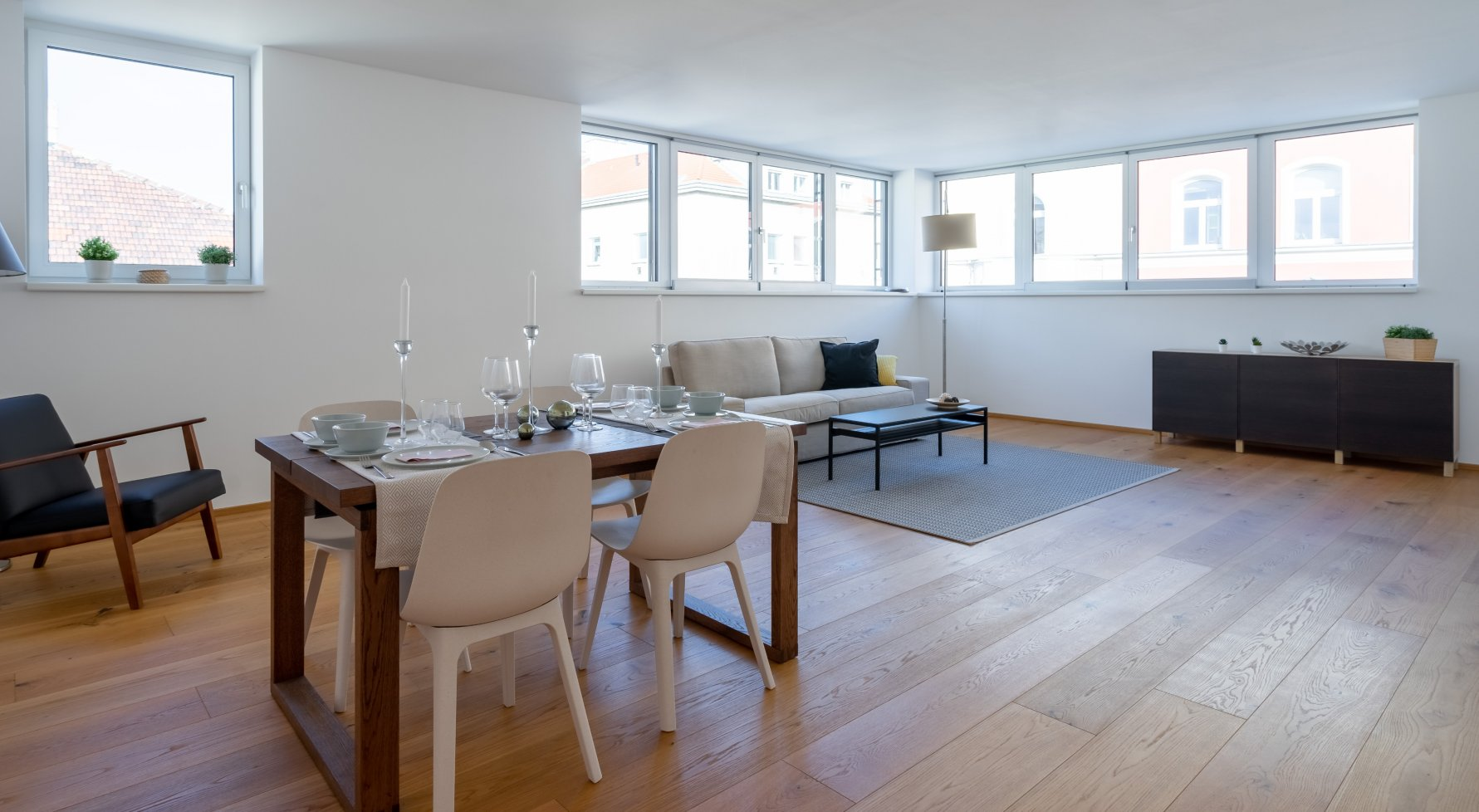 Property in 1040 Wien, 4. Bezirk: 3-room apartment with flair in a top location in the 4th district! - picture 1