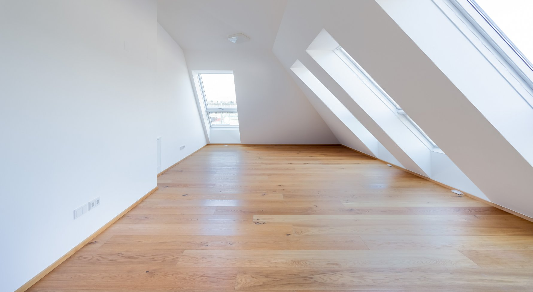 Property in 1040 Wien, 4. Bezirk: 4th district - near U1 Taubstummengasse: penthouse maisonette with 360 ° view - picture 1