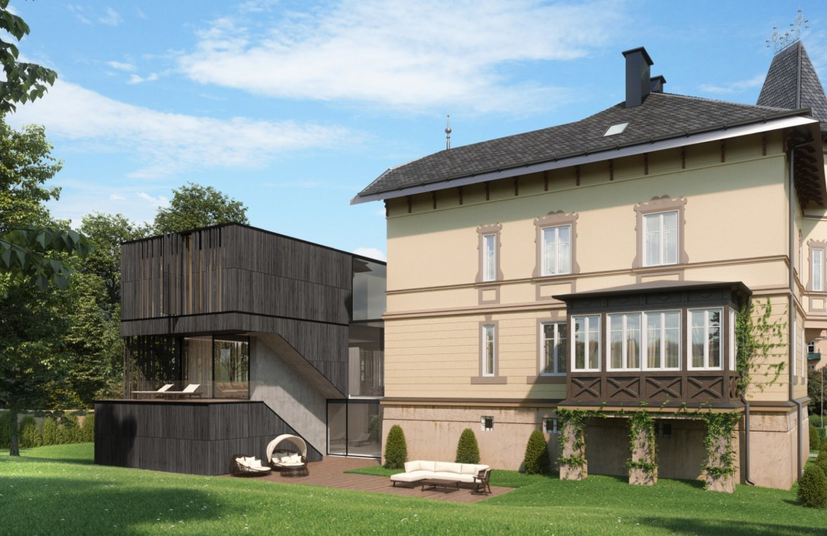 Property in 5020 Salzburg: villa from 1894! Am Neutor - within walking distance to the Festspielhouse - picture 2