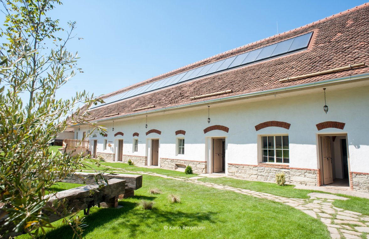 Property in   Südsteiermark: REVITALIZED PROPERTY FOR ENTHUSIASTS IN THE SOUTH STYRIA/SAUSAL - picture 2