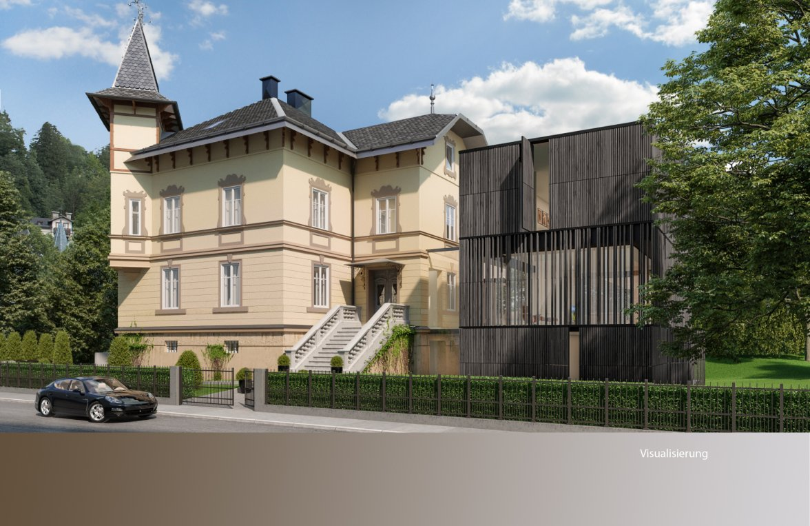 Property in 5020 Salzburg: villa from 1894! Am Neutor - within walking distance to the Festspielhouse - picture 3