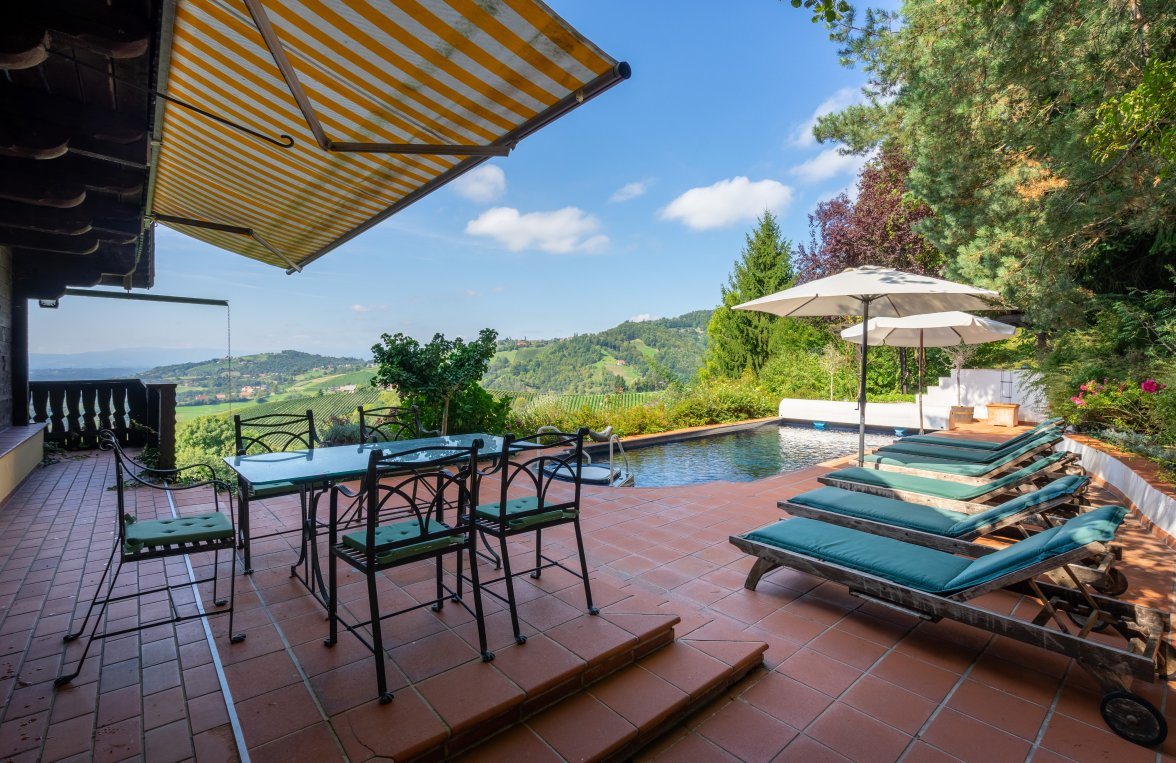 Property in 8442 Kitzeck im Sausal: Rarity with value - wine idyll in a sensational panoramic position - picture 6