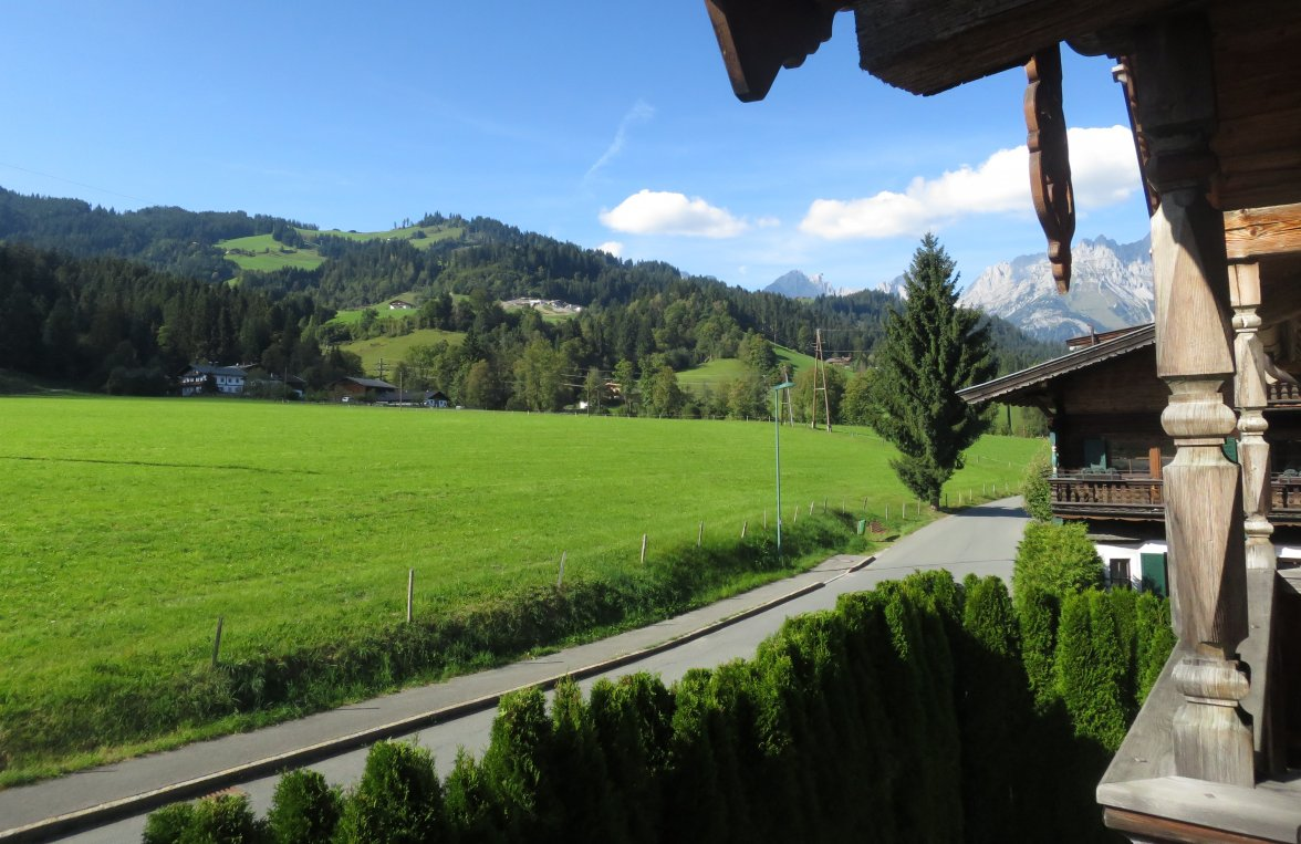 Property in 6370  Reith bei Kitzbühel: Tyrolean country house for individualists - picture 1