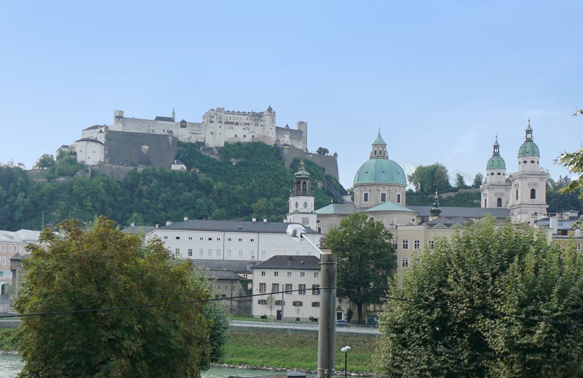 Property in 5020 Salzburg: PURE CITY LIFE! Large 2-room apartment in central city location! - picture 2