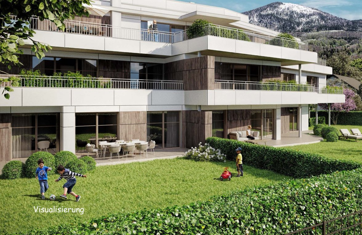 Property in 5020 Salzburg: NEW CONSTRUCTION PROJECT IN AIGEN: sophisticated living in an absolute prime location! - picture 1