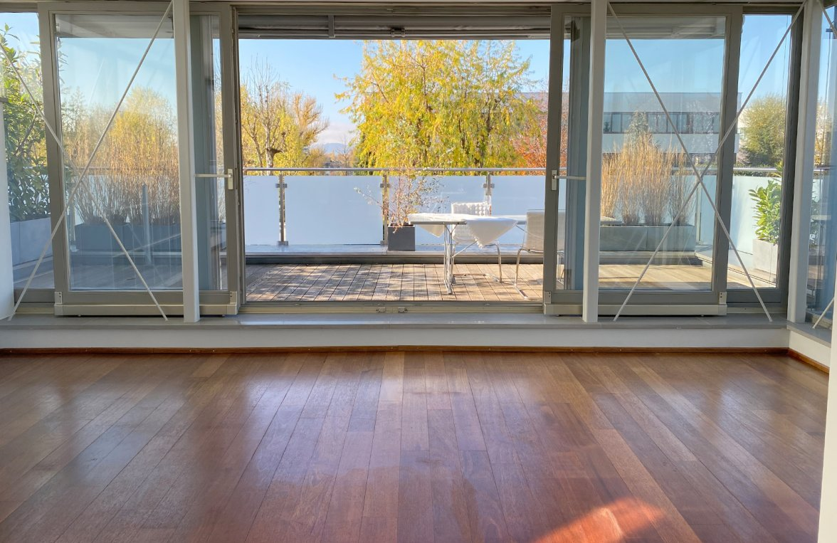 Property in 5020 Salzburg - Elisabeth-Vorstadt: Place in the sun! Loft-style penthouse with lots of light and privacy - picture 2