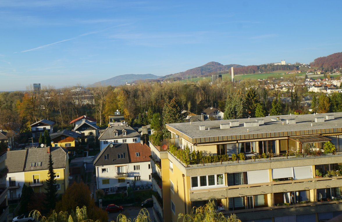 Property in 5020 Salzburg: LEHEN AT LOFTY HEIGHTS! Ideal 3-room apartment with view - picture 7