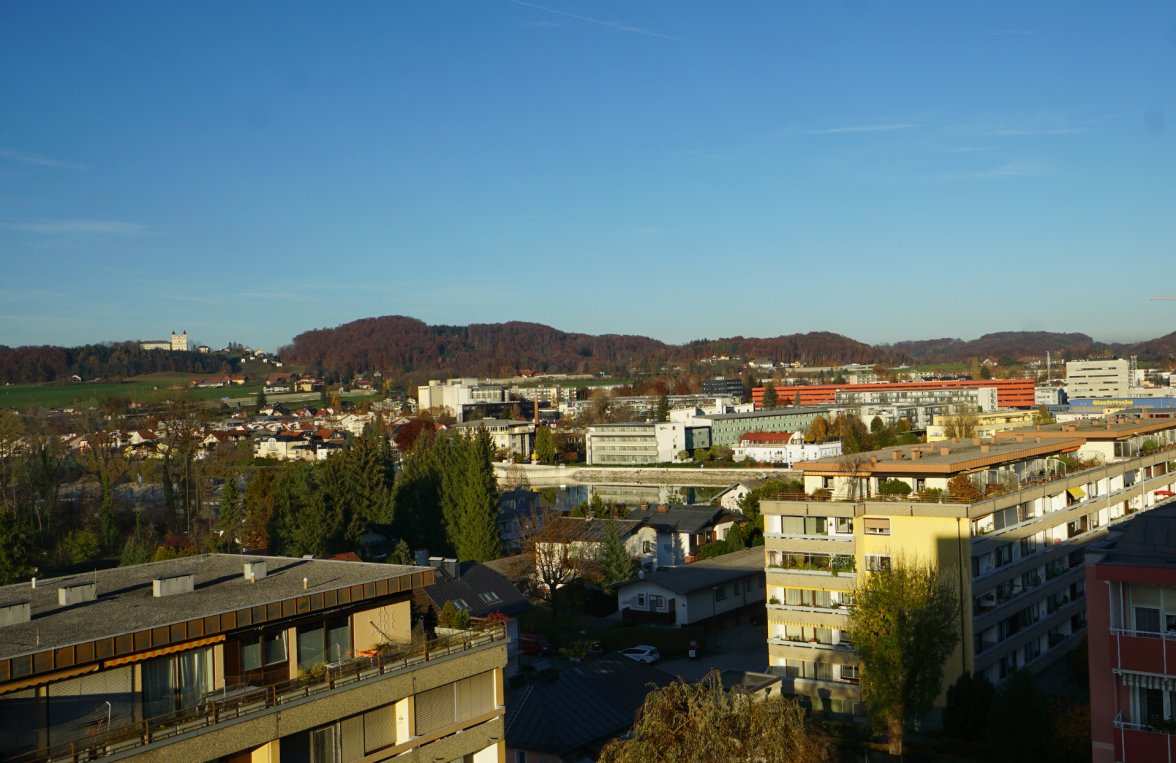 Property in 5020 Salzburg: LEHEN AT LOFTY HEIGHTS! Ideal 3-room apartment with view - picture 8