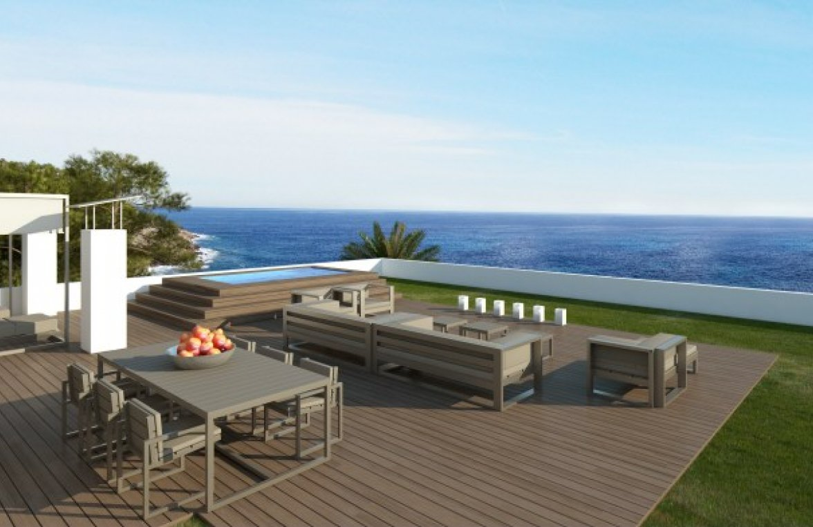 "Property in 07589  Provensals: Mallorca: Modern villa with ""Panoramic sea view"" - picture 5"