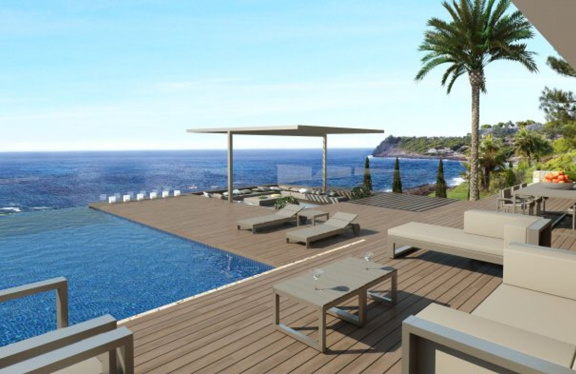 "Property in 07589  Provensals: Mallorca: Modern villa with ""Panoramic sea view"" - picture 6"