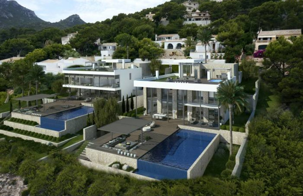 "Property in 07589  Provensals: Mallorca: Modern villa with ""Panoramic sea view"" - picture 7"