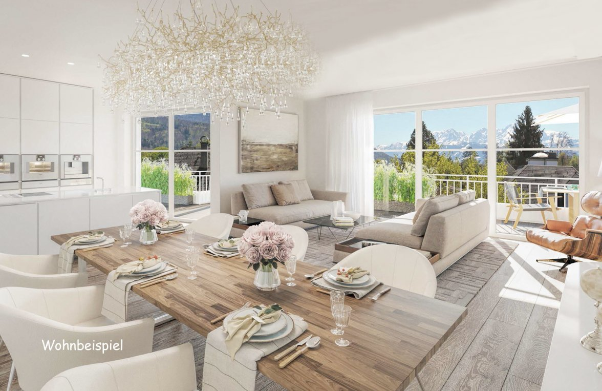 Property in 5020 Salzburg-Aigen: FIRST-TIME OCCUPANCY: Exceptional garden apartment in a sought after location! - picture 2