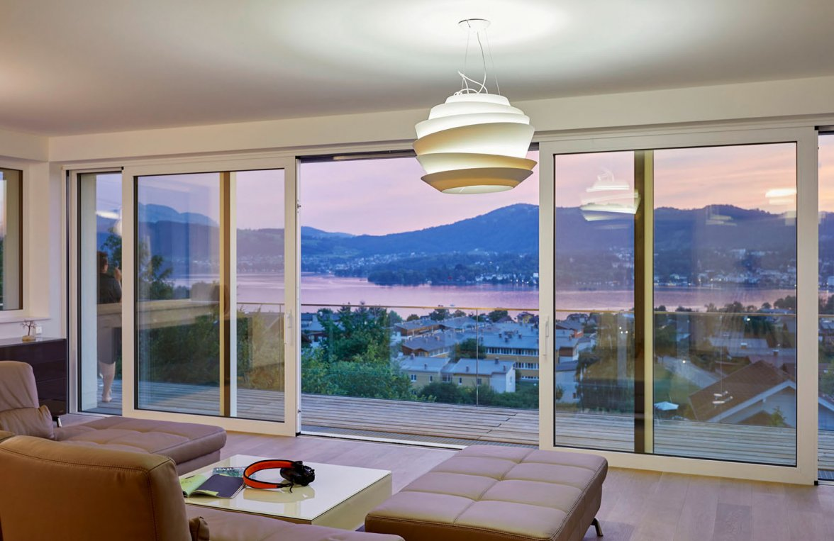 Property in 4810 Gmunden am Traunsee: Enjoy leisure time at your secondary residence! Space wonder with a large terrace  - picture 4