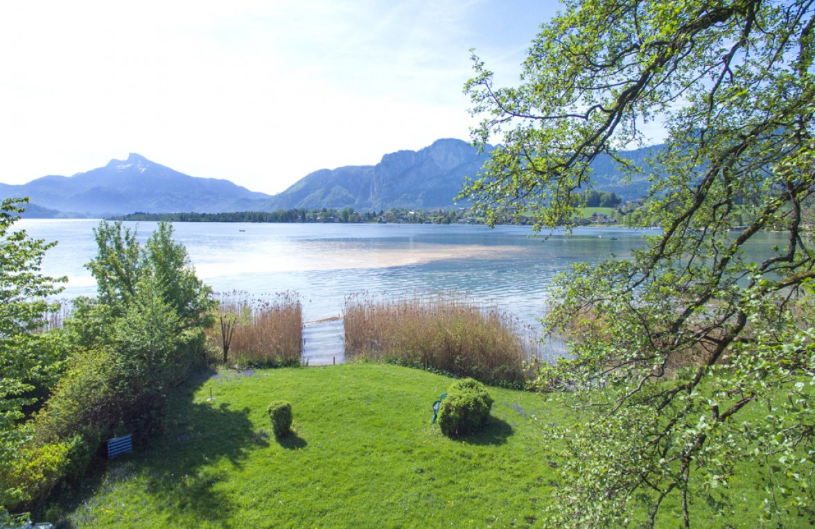 Property in 5310 Mondsee: Elegant living in a castle - with swimming area! Your second residence - picture 2