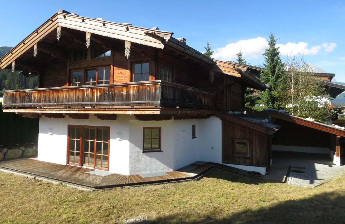 Property in 6370  Reith bei Kitzbühel: Tyrolean country house for individualists - picture 6