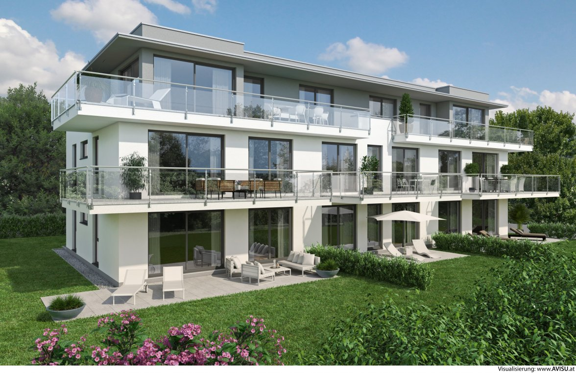 Property in 5020 Salzburg: Finishing straight towards your own home! Newly-built terrace apartments in green  - picture 2
