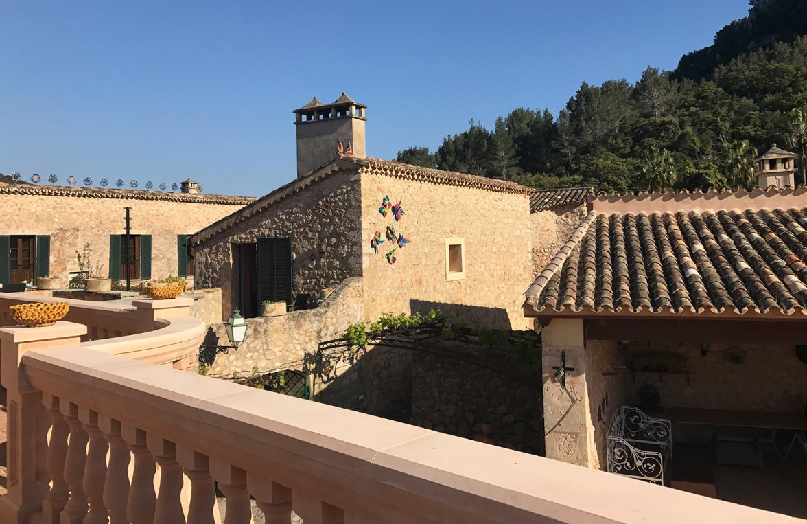 Property in 07190 Esporles - Palma de Mallorca: Historic finca. Secluded location at the foot of the Tramuntaner mountains - picture 9