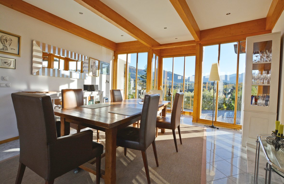 Property in 5423 St. Koloman : Uplifting in a panoramic position! Architect's villa with 360° view  - picture 3