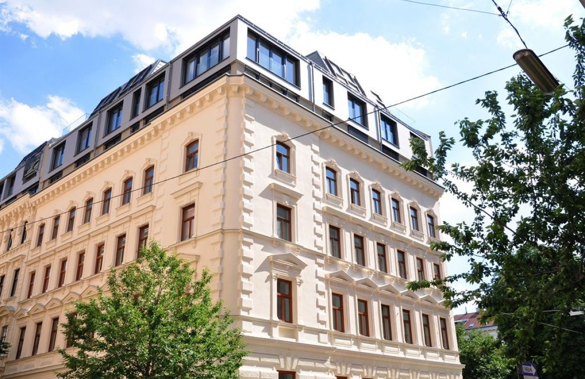 Property in 1040 Wien, 4. Bezirk: 3-room apartment with flair in a top location in the 4th district! - picture 3