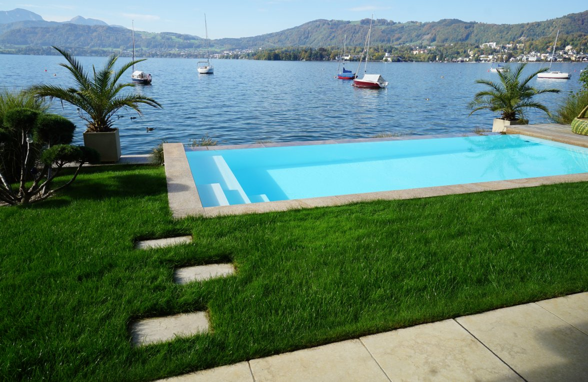 Property in 4810 Gmunden am Traunsee: LUXURY REFUGIUM DIRECTLY ON THE TRAUNSEE!  - picture 4