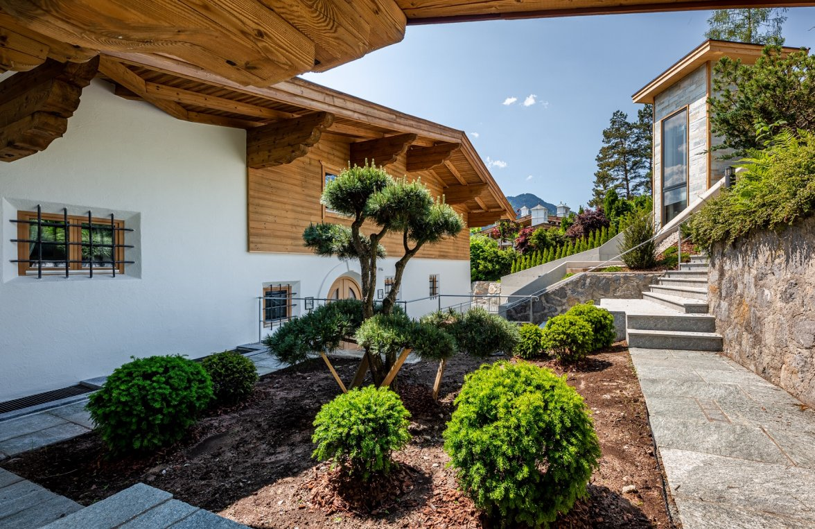 Property in 6370 Kitzbühel: Exclusive high-end villa for first-time occupancy - picture 13