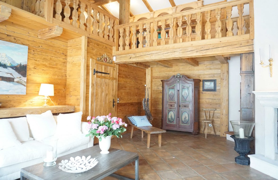Property in 6373 Jochberg: SKI-IN/SKI- OUT country house with indoor pool and garden - picture 8