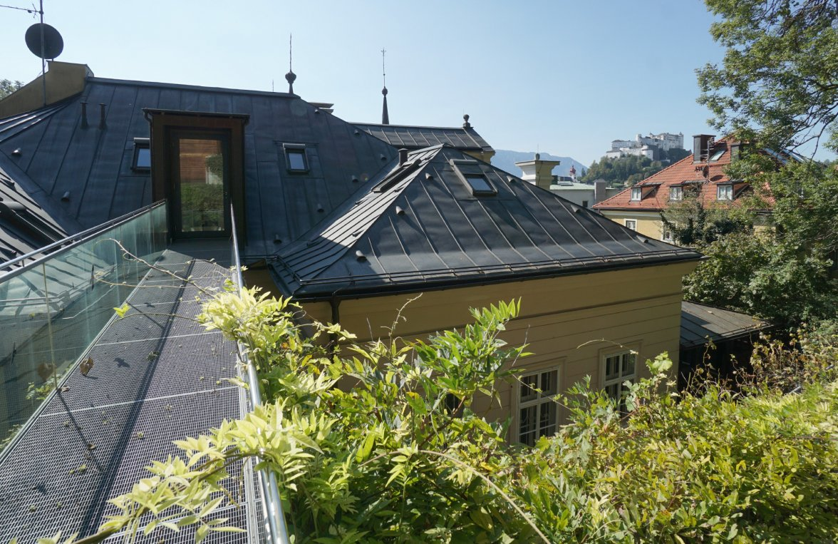 Property in 5020 Salzburg: This unique property allows for living and working in a prominent city location! - picture 2