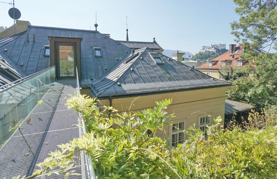 Property in 5020 Salzburg: This unique property allows for living and working in a prominent city location! - picture 3