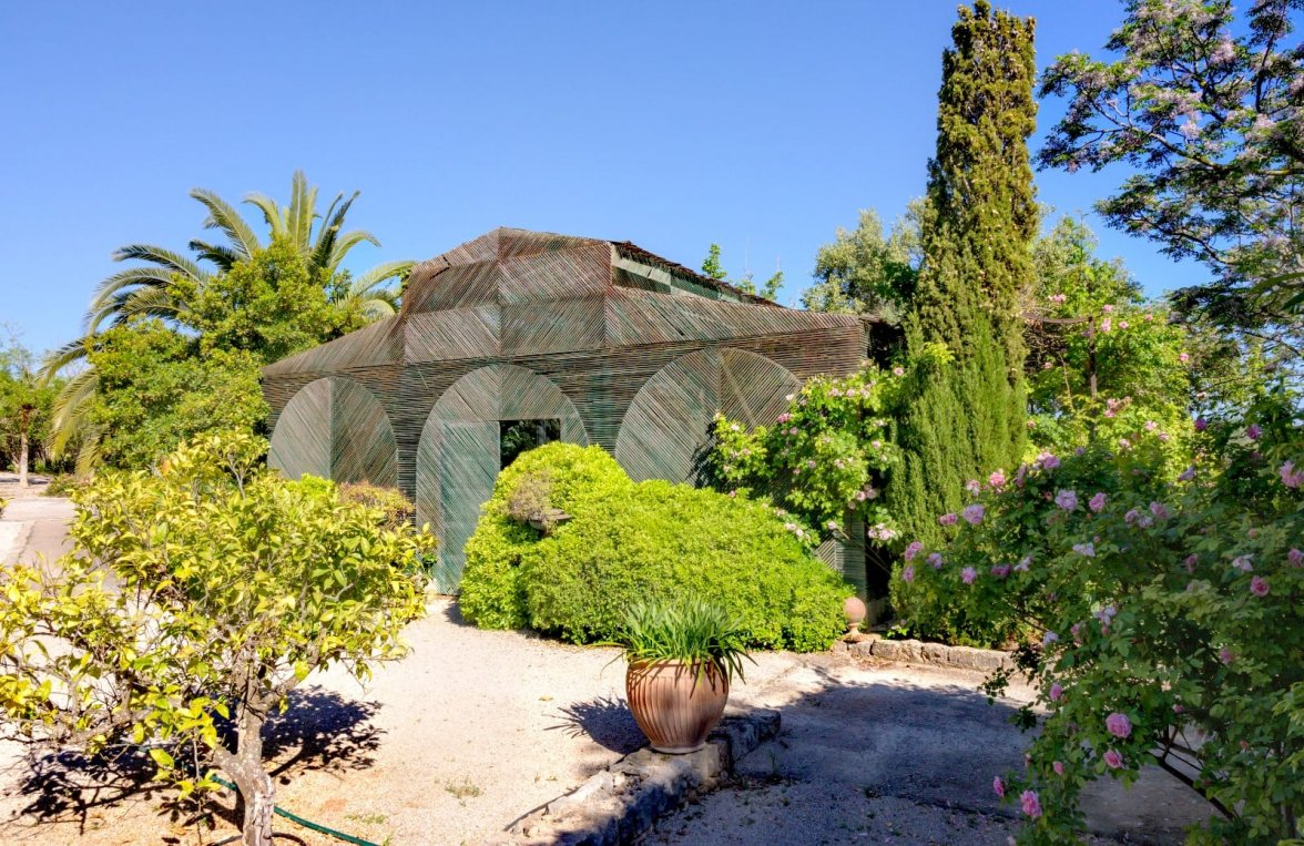 Property in 07650 Santanyi: Mansion in fabulous surroundings with sensational garden landscape! - picture 10