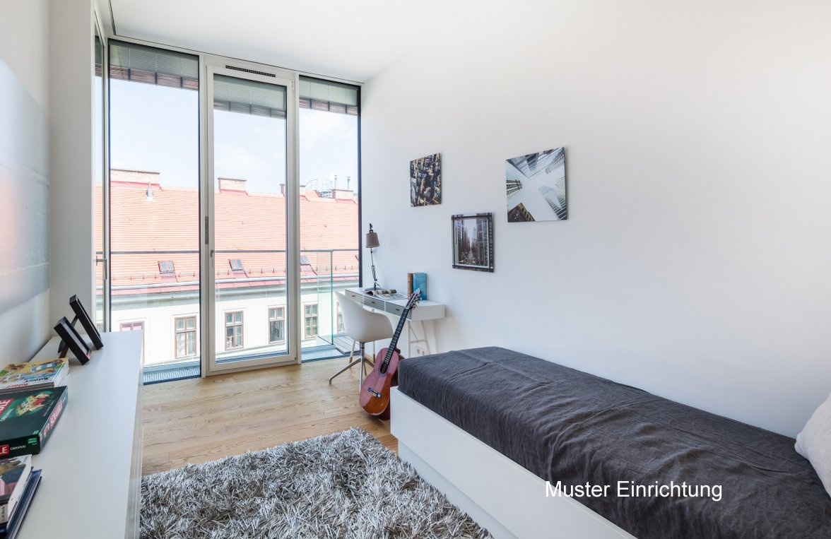 Property in 1030 Wien, 3. Bezirk: LIVING CULTURE OF THE EXTRA CLASS: terrace jewel at its best - picture 1
