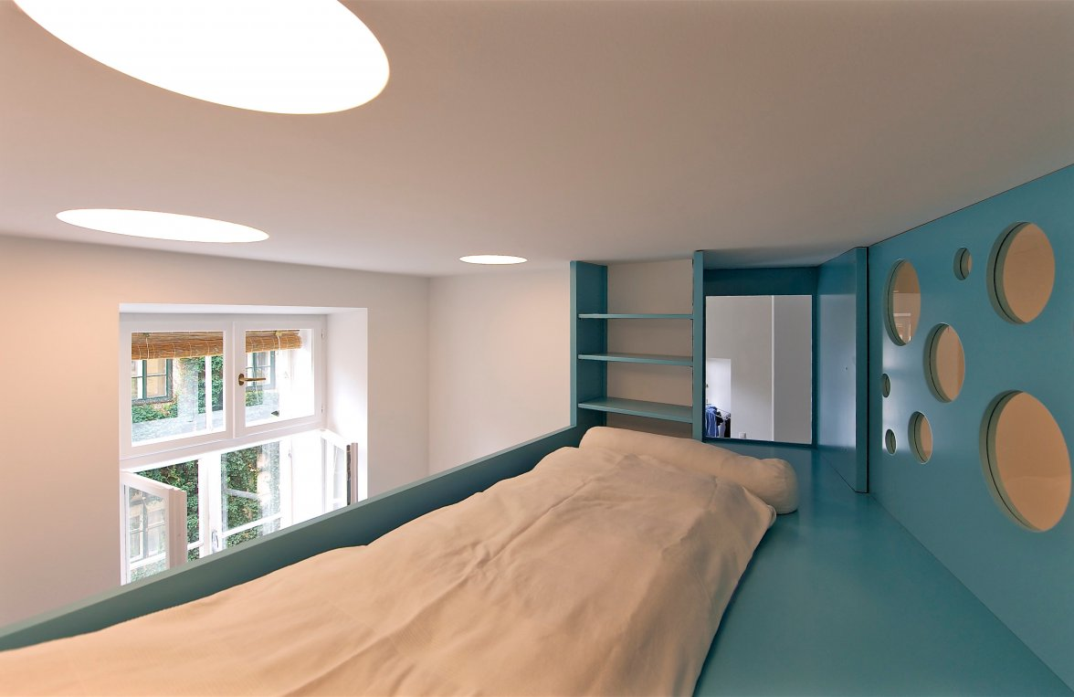 Property in 1040 Wien, 4. Bezirk: FOR INDIVIDUALISTS: Architect's dream for immediate purchase! - picture 1