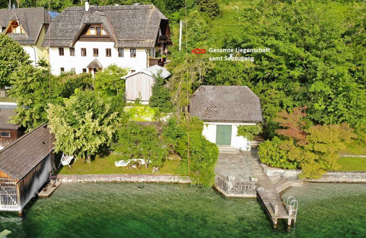 Property in 4810 Gmunden: A gem with lake access on Traunsee - picture 3