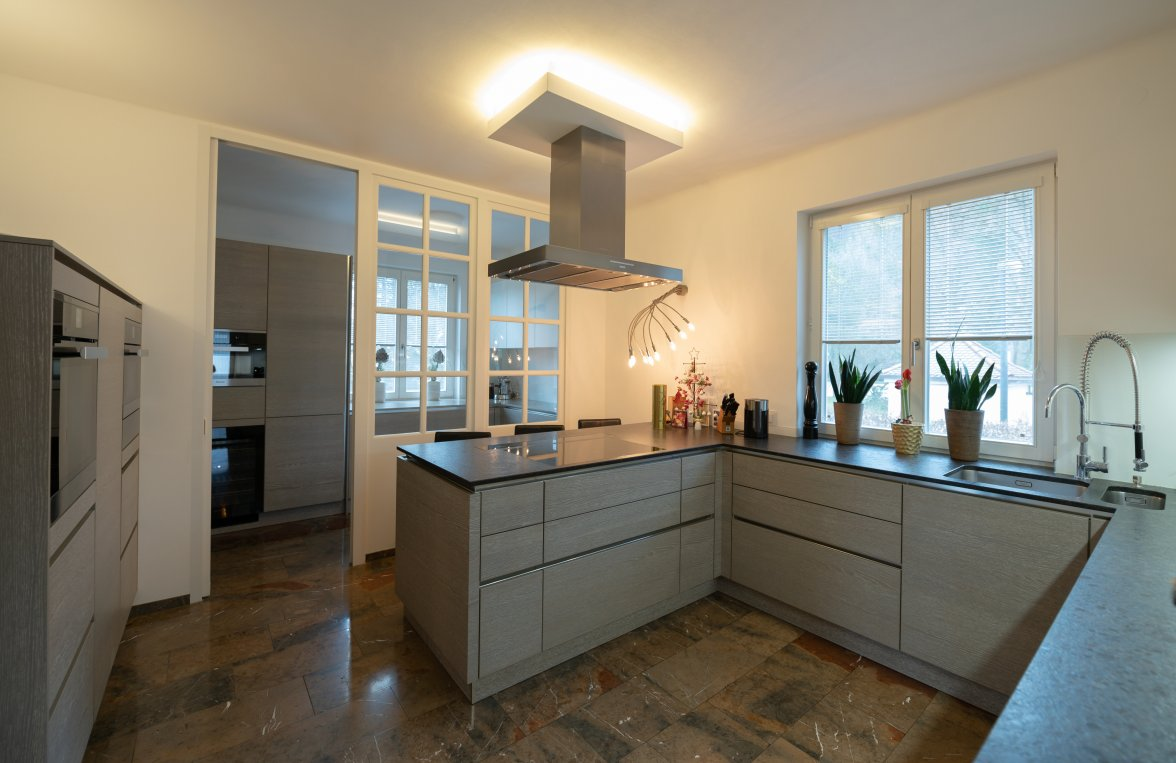 Property in 5020 Salzburg - Parsch: Traditional style villa - completely renovated with exclusive interior - picture 2