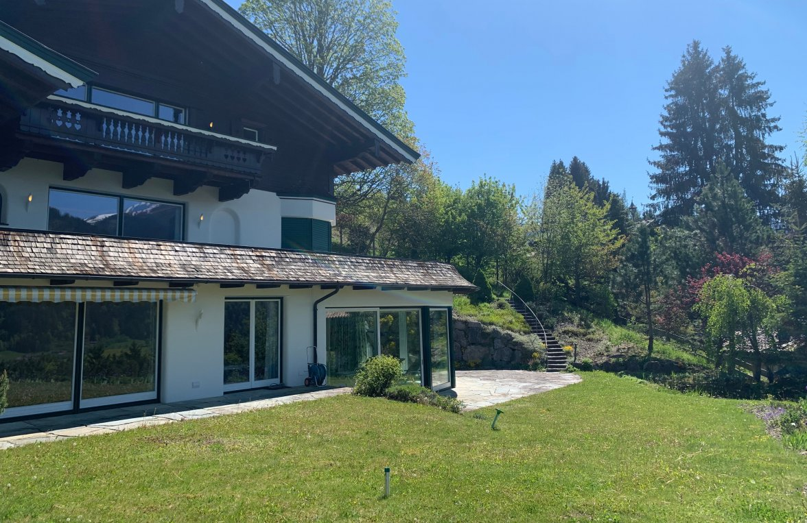Property in 6370 Kitzbühel - Sonnberg: Panoramic point in Kitzbühel! Country house villa in a panoramic location - picture 6