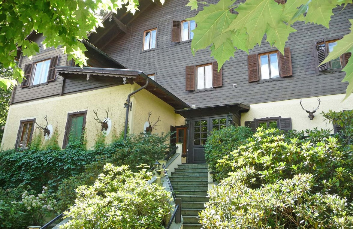 Property in 5360  St. Wolfgang: Majestic country estate above the Wolfgangsee! - picture 7