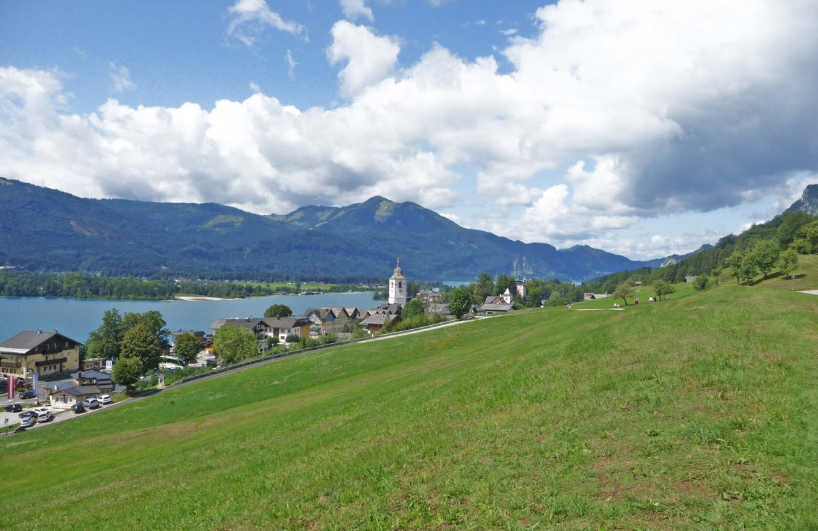 Property in 5360  St. Wolfgang: Majestic country estate above the Wolfgangsee! - picture 8