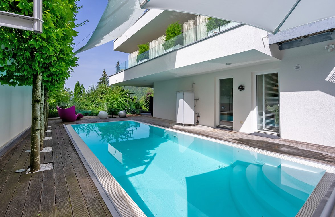 Property in 5020 Salzburg - Aigen am Fusse des Gaisbergs: QUINTESSENCE IN HILLSIDE LOCATION! Hideaway with an exquisite view - picture 7