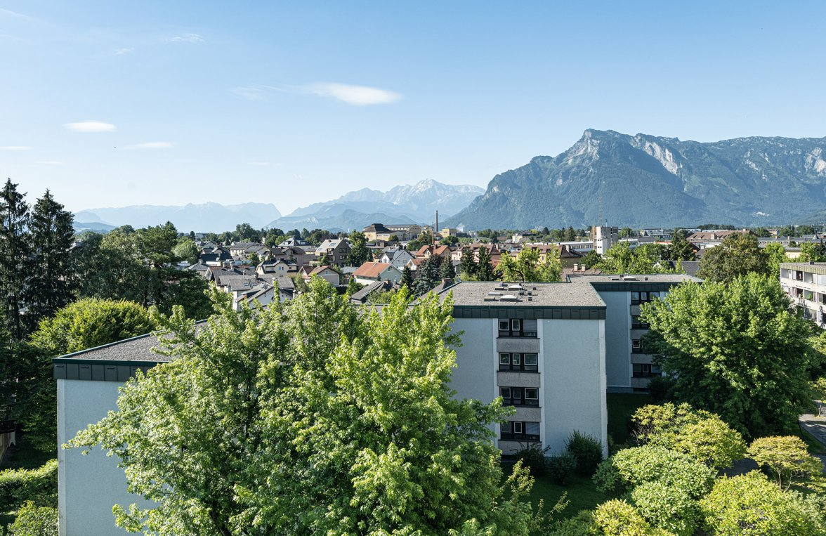 Property in 5020 Salzburg - Maxglan: A real star in the penthouse heaven! With an XXL roof terrace in an ideal central  - picture 5