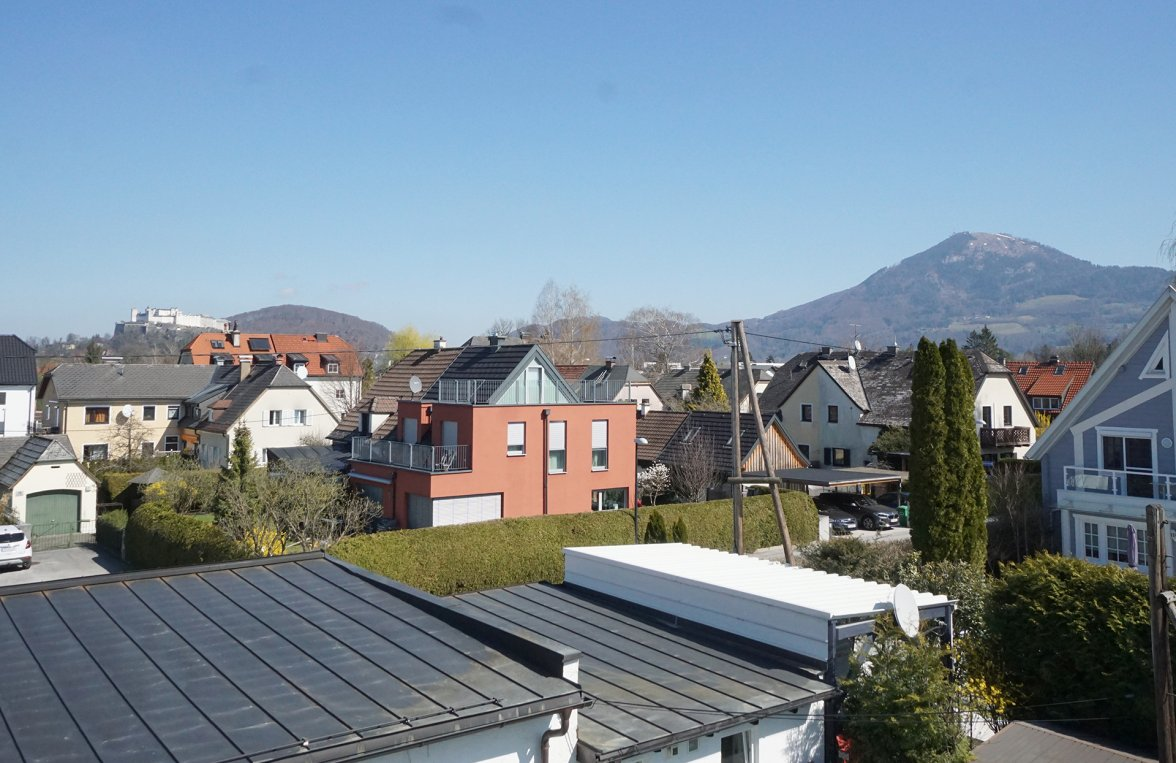 Property in 5020 Salzburg: QUIET LOCATION: 133 sqm penthouse apartment - here it's all about feeling good! - picture 1