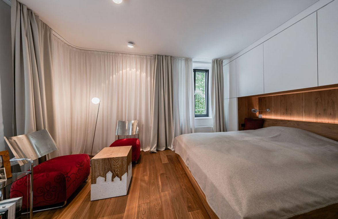 Property in 5020 Salzburg - Altstadt: I like Salzburg! Villa floor with fortress view - picture 6