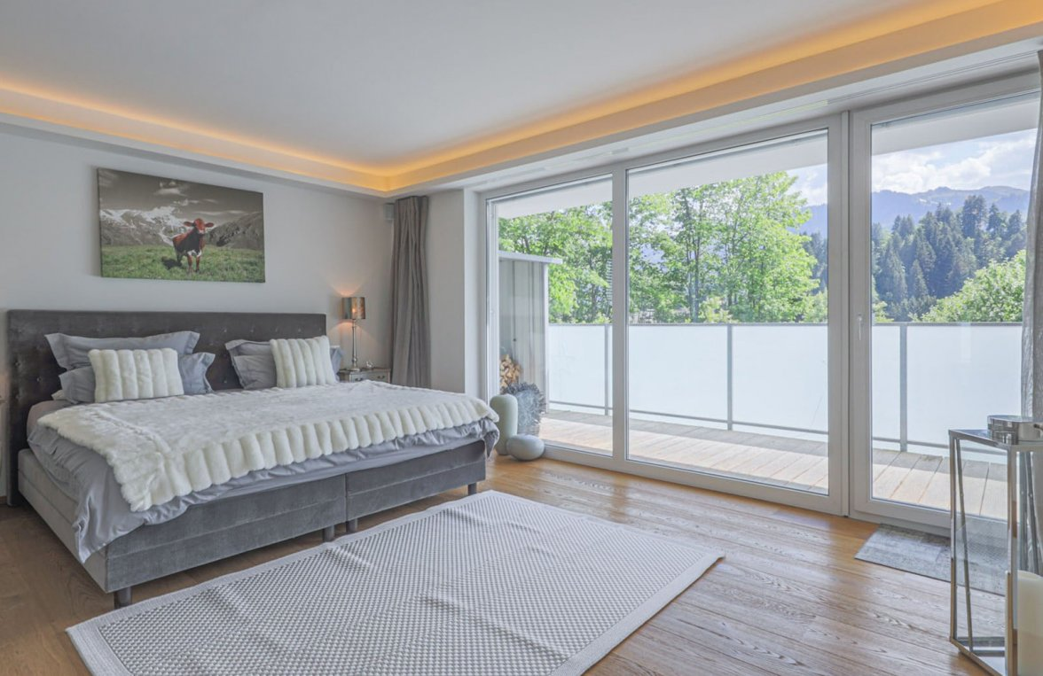 Property in 6370 Kitzbühel: Prime penthouse for those who love detail in a sunny panoramic position  - picture 7